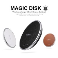 Jual Wireless Charger Fast Charge Edition NILLKIN Magic Disk III Murah