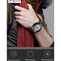 Jual Jam Tangan Digital Anti Air 30M Original SKMEI Model Suunto Casio Murah