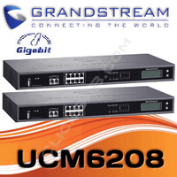 Grandstream UCM6208 IP PBX Series