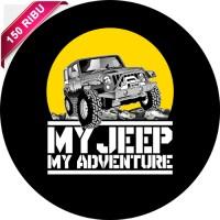 Jual cover ban serep jeep 150 RIBU Murah