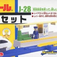 Plarail J-28 Pla-kids Station Set (Diorama Set)