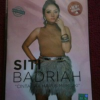 VCD KARAOKE SITI BADRIAH