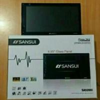 tv sansui SA-5201/5202..double din tv