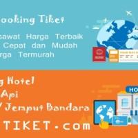 Online Tiket Pesawat Kereta api Voucher Hotel PPOB Token PLN PDAM BPJS