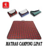 Jual Matras Piknik Camping Tenda Model Baru Waterproof Murah