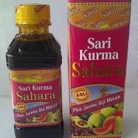 Sari Kurma Sahara Tropical Fruit ( Plus Jambu Biji Merah )