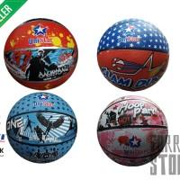 Bola Basket Unistar Gambar Size Uk 5