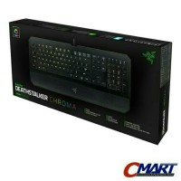 Razer DeathStalker Chroma Gaming Keyboard - RZ03-01500200