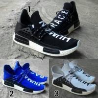 Sepatu Running Adidas NMD HUMAN RACE Import