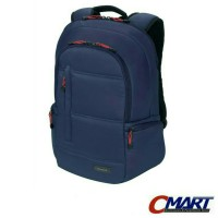 "Targus 15"" Crave II Backpack for MacBook (Midnight Blue) - TSB769AP"