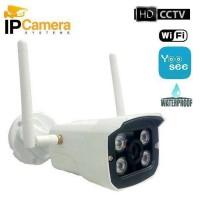 Ip Camera CCTV Outdoor Wireless Full HD Cmos 720p Waterproof