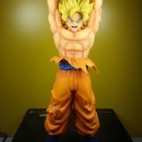 Action Figure Dragon Ball Super Son Goku SSJ Genkidama Special ORI
