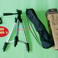 Jual Tripod Weifeng WT3110A untuk Camdig, Handycam, DSLR dan Hp + Holder U Murah