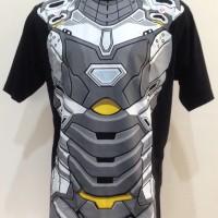 Baju / Kaos / T-Shirt IRON MAN MARK 39