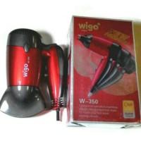 Jual Hairdryer Wigo mini / Hair dryer wigo W - 350 / hair dryer wigo Murah