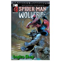 ebook Komik Spiderman Wolverine (1-4) Tamat