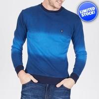 Sweater Original Greenlight Navy Gradient 2080