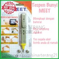 harga Tespen Bunyi Meet Ms-48ns Testpen Obeng Tester Listrik Ac Sensor Suara Tokopedia.com