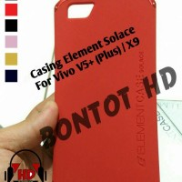 ELEMENT CASE SOLACE BUMPER FULL CASING FOR HP VIVO V5 PLUS V5+ / X9