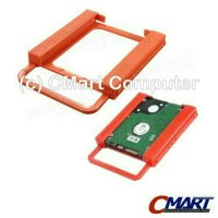 "SSD HDD Caddy Bracket 2.5"" to 3.5"" Hardisk Hard Disk - GRC-BR-OMHC1ORE"
