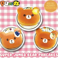 punimaru puni maru super jumbo rilakkuma pancake squishy ibloom chawa