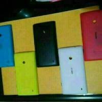 Back Cover Nokia Lumia 520 Case Original Tutup Belakang