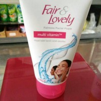 Fair & Lovely facial foam 50g / Fair and Lovely