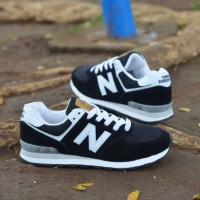harga Sepatu New Balance 574 Wanita Casual Sporty Made Vietnam Asli Import Tokopedia.com