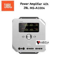 Power Amplifier 4Ch Channel JBL MS-A1004 Digital Input Mixer