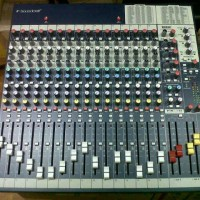 Mixer Soundcraft FX 16ii / FX16ii