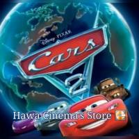 Film Kartun : Cars 2 ( Dvd + box )