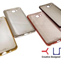 UME Softjacket Electropaint List Chrome Samsung C9 Pro