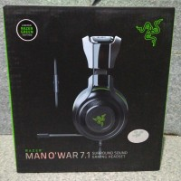 RAZER MAN O WAR 7.1 ANALOG/DIGITAL GREEN EDITION