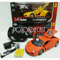 Mainan Mobil Remot SPORT CAR Skala 1:18 RC Remote Control