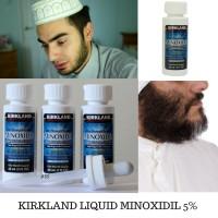 Jual Kirkland Liquid Minoxidil 5% Topical Murah