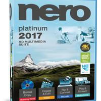 Nero Burning ROM 2017 Platinum All in One Edit and Burning DVD
