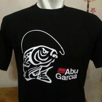 harga Kaos Baju Tshirt Mancing Mania Abu Garcia Terbaru Tokopedia.com