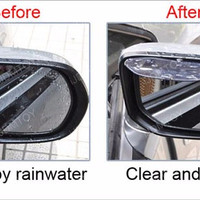 Wiper Mobil Frameless 1 Set - Toyota Starlet - Free 2 Pcs Talang Air Spion Clear