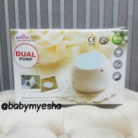pompa asi electric breast pump SPECTRA cimilre M1 rechargeable battery