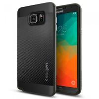 Case SPIGEN NH CARBON Samsung Note 5 / 3 Neo N750 Softcase Casing HP