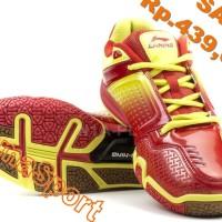 Sepatu Badminton / Bulutangkis Lining Hero limited AYTJ059