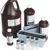 StablCal Turbidity Standards Calibration Kit for 2100Q HACH 29712-05