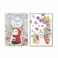 Jual Jetoy Cat Coloring Book / Buku Gambar / Buku Mewarnai Murah
