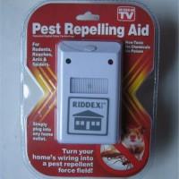 Jual Riddex Plus Alat Elektronik Pengusir Usir Basmi Anti Tikus Kecoa Laba2 Murah