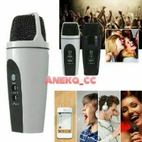Mic KTV Echo Karaoke Smule 3.5mm For Android And Iphone