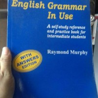 Buku English Grammar. Raymond Murphy