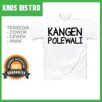 Kaos Kangen POLEWALI SV-POL08