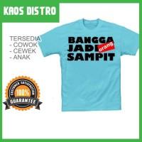 Kaos Bangga Jadi Orang SAMPIT SV-YDB27
