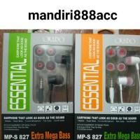 headset okaido MP-S 827