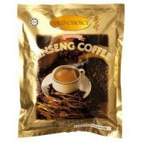 GOLD CHOICE Ginseng Coffee Instant 3in1